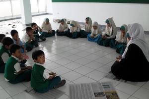 My P-2 students
